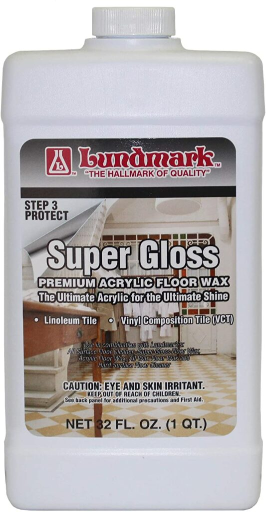 best floor wax for vct lundmark