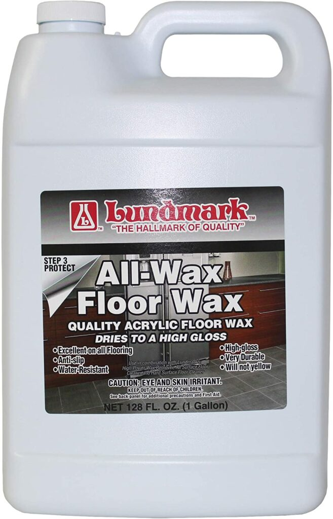 lundmark floor wax cleaner