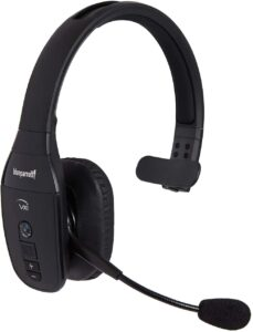 Blueparrot trucker bluetooth headset noise cancelling
