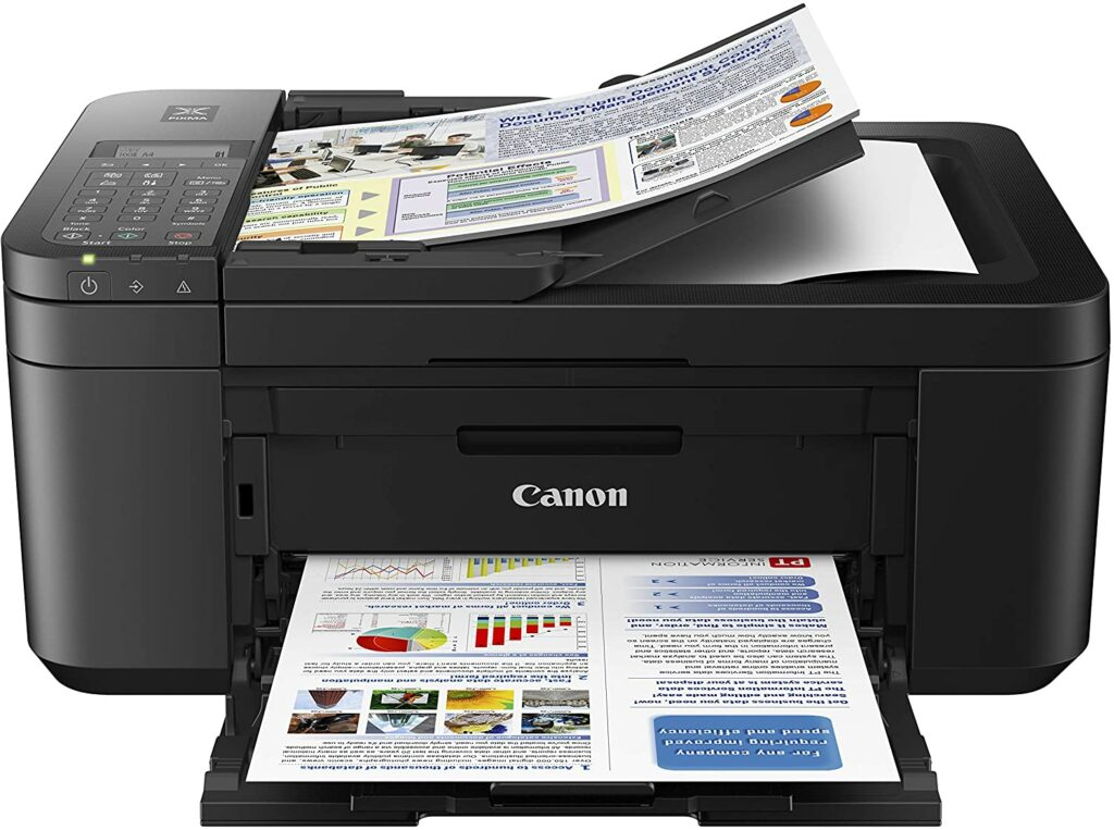 all-in-one photo printing Canon