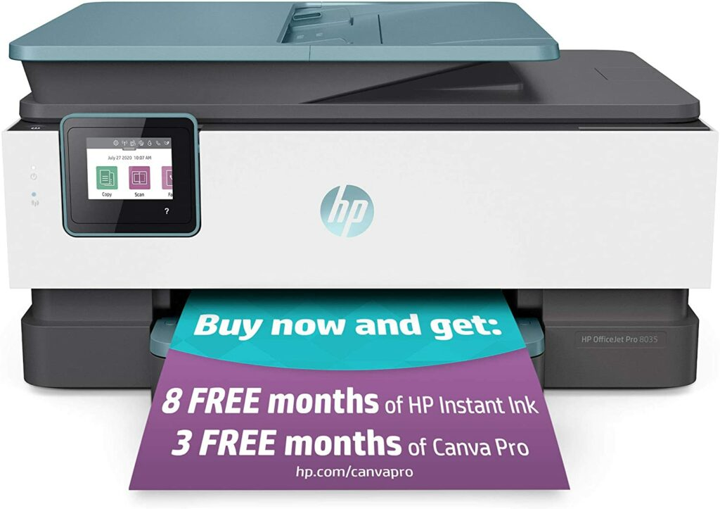 hp printer for crafts