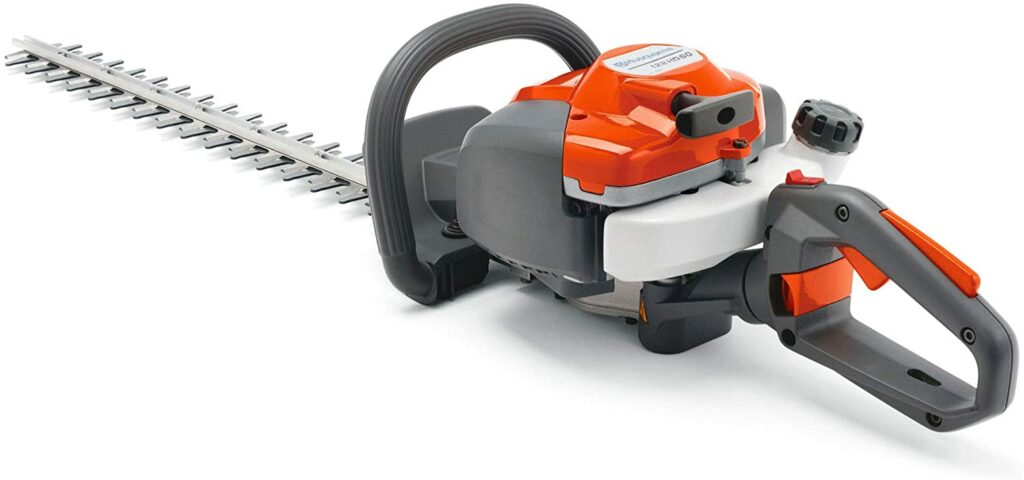 Husqvarna tool for trimming hedges