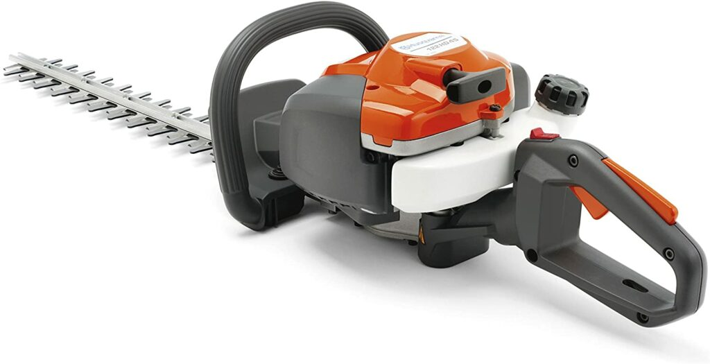 Husqvarna gas powered hedge trimmer