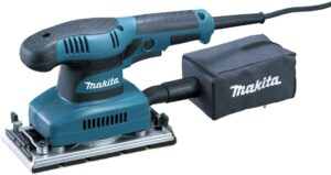makita sheet finishing