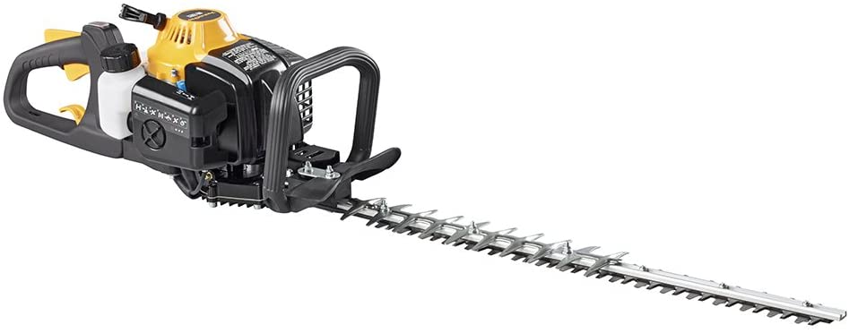 Gas powered hedge trimmers Poulan
