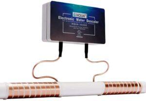 best electronic water descaler